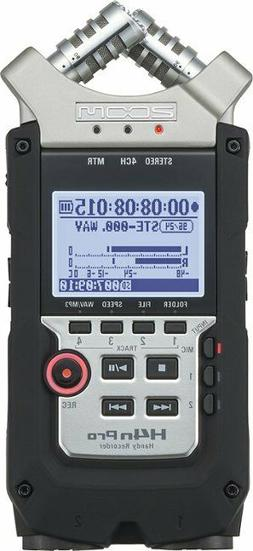 H4N Pro Four-Track Audio Recorder
