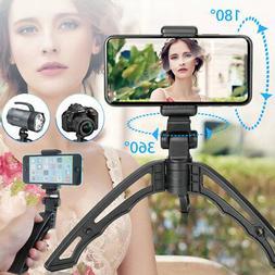 Handheld Stabilizer Phone Grip Mount Holder Stand Recorder F