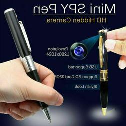 HD DVR Hidden Mini Pen Camera  Digital Video/Sound Recorder