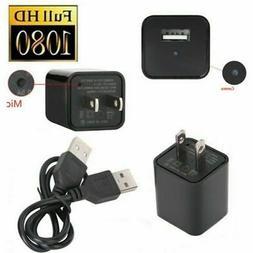 Hidden Spy Mini Camera 1080P Full HD Charger Motion Detectio