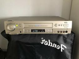 JVC HR-S9800U SUPER VHS ET VIDEO CASSETTE RECORDER