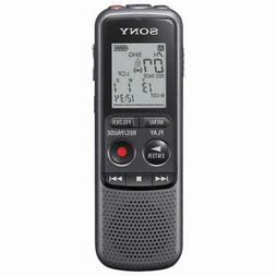 Sony ICD-PX240 4GB Digital Voice Recording MP3 Recording/Pla
