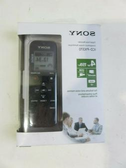 Sony ICD-PX370 Mono Digital Voice Recorder with Built-in USB