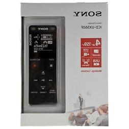 Sony ICD-UX560F Digital Voice Stereo IC Recorder Built-In US