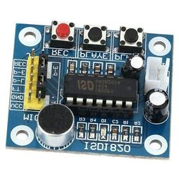 ISD1820 Sound Voice Recording Playback module with mini - so