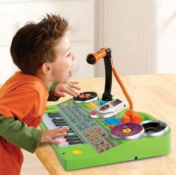 VTech KidiJamz Studio Player Keyboard Microphone Music Dj Mp