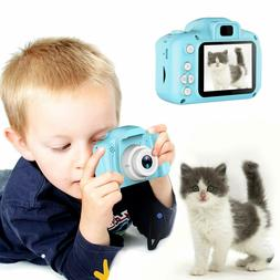 Kids Digital Camera Gifts Boys or Girls Great Mini Child Rec