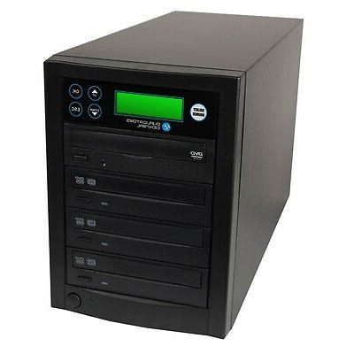 1 to 3 Multiple DVD/CD Discs Recorder Duplicator with Lite-O