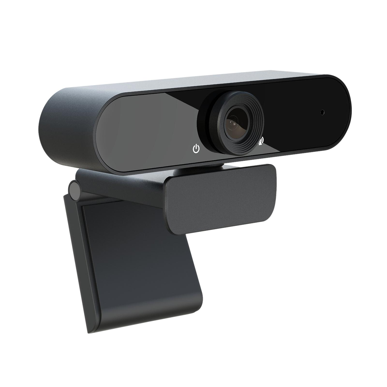1080p webcam with microphone great for webinars