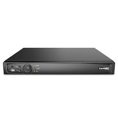 ANNKE 4K 8MP NVR POE Video Recorder Security System