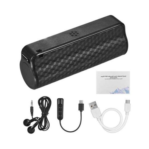 MP3 Spy Magnetic Device Voice Audio Recorder