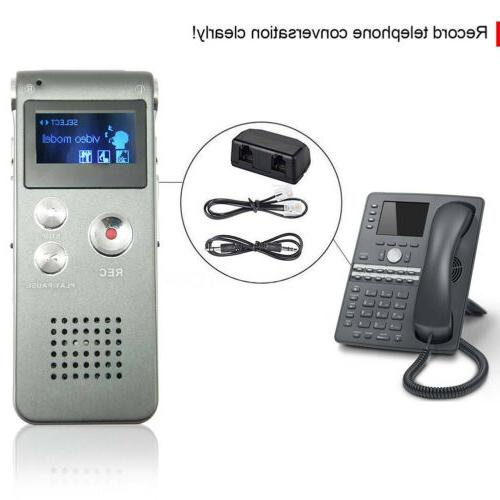 Sound Recorder Dictaphone Player