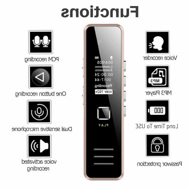 32G Mini Audio MP3