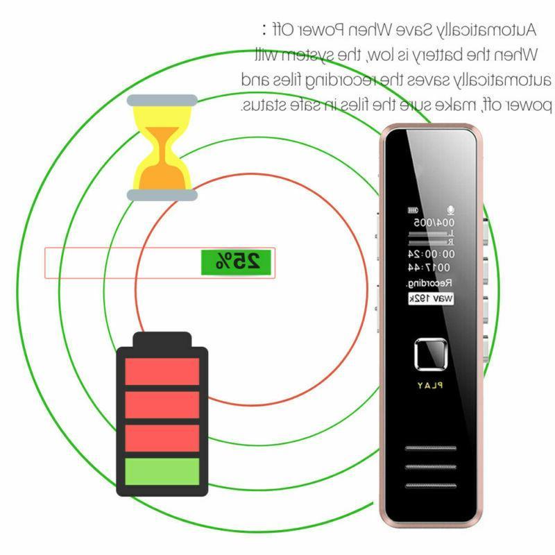 32G Mini Recorder Small Audio
