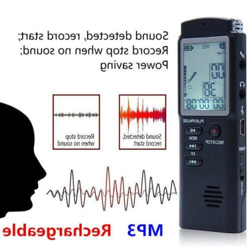 Spy Digital Sound Recorder MP3 Player