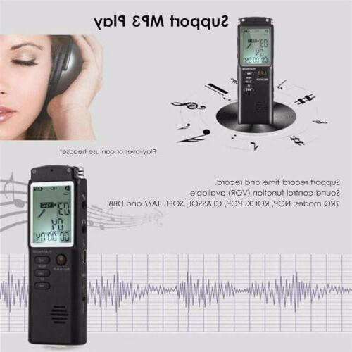 32GB Audio/Sound/Voice Player