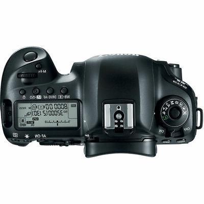 Canon Mark IV Full DSLR Camera Power Recording