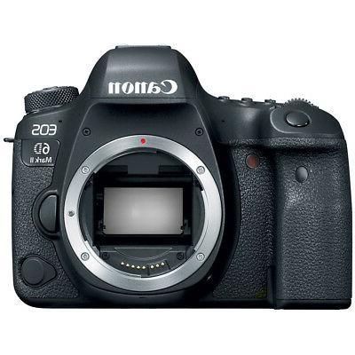 Canon 6D Mark Full-Frame EOS DSLR Pro