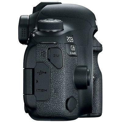Canon 6D II Full-Frame Pro Power Bundle