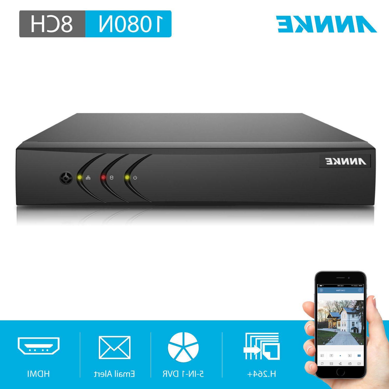 ANNKE 8+2CH DVR CCTV Home