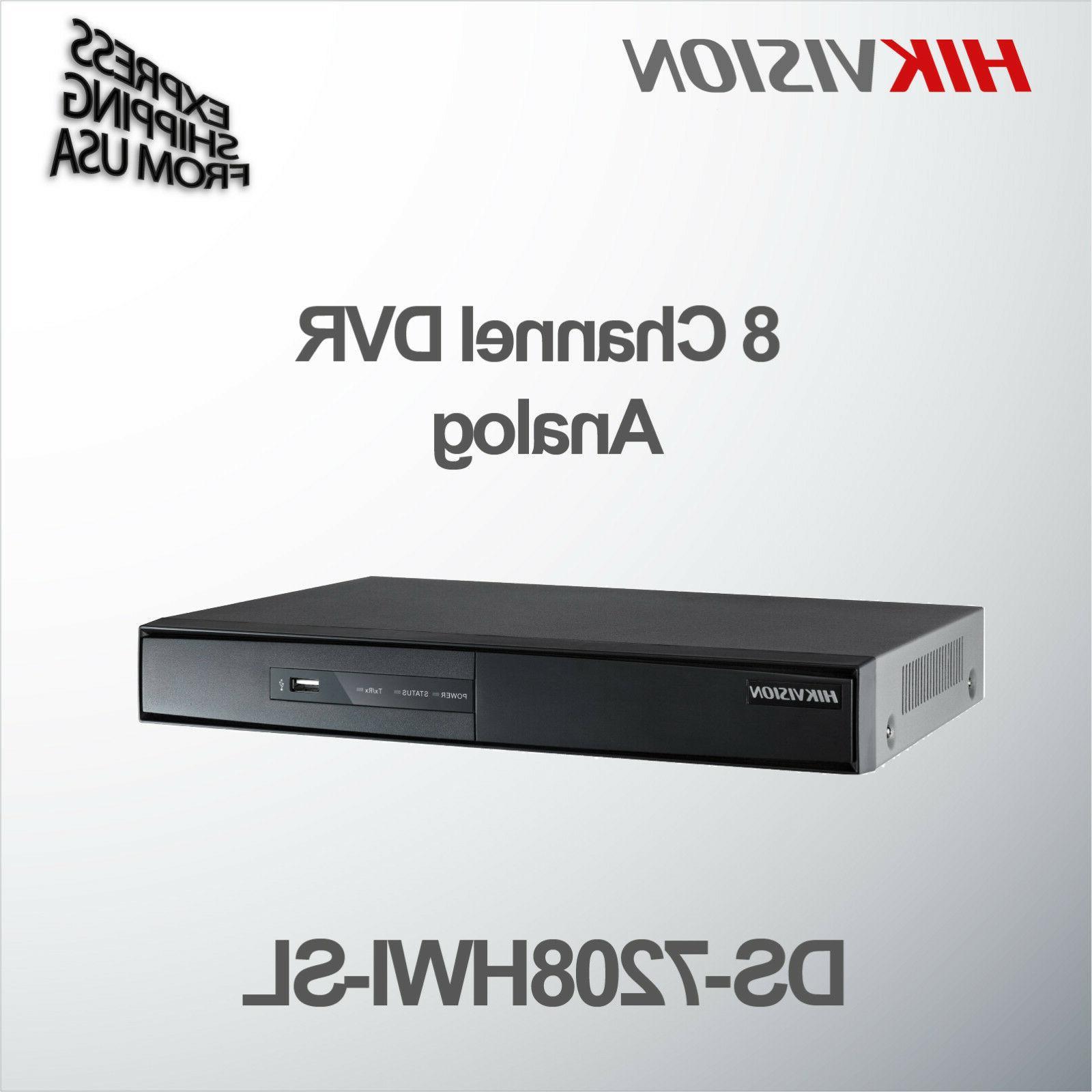 8 channel digital video recorder analog dvr