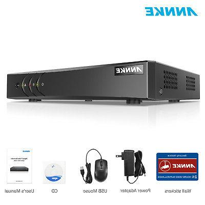 ANNKE 8CH HD 5in1 DVR Recorder for Camera System