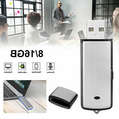 8gb 16gb mini voice activated digital sound