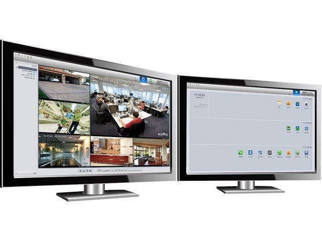 DAHUA 4K NVR, Channel Video Recorder Ultra High 8-12MP