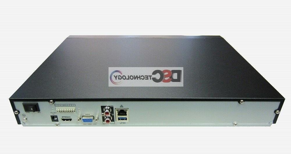 DAHUA 4K Channel Video Ultra High 8-12MP