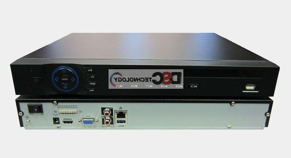 DAHUA 4K NVR, Channel Ultra High 8-12MP