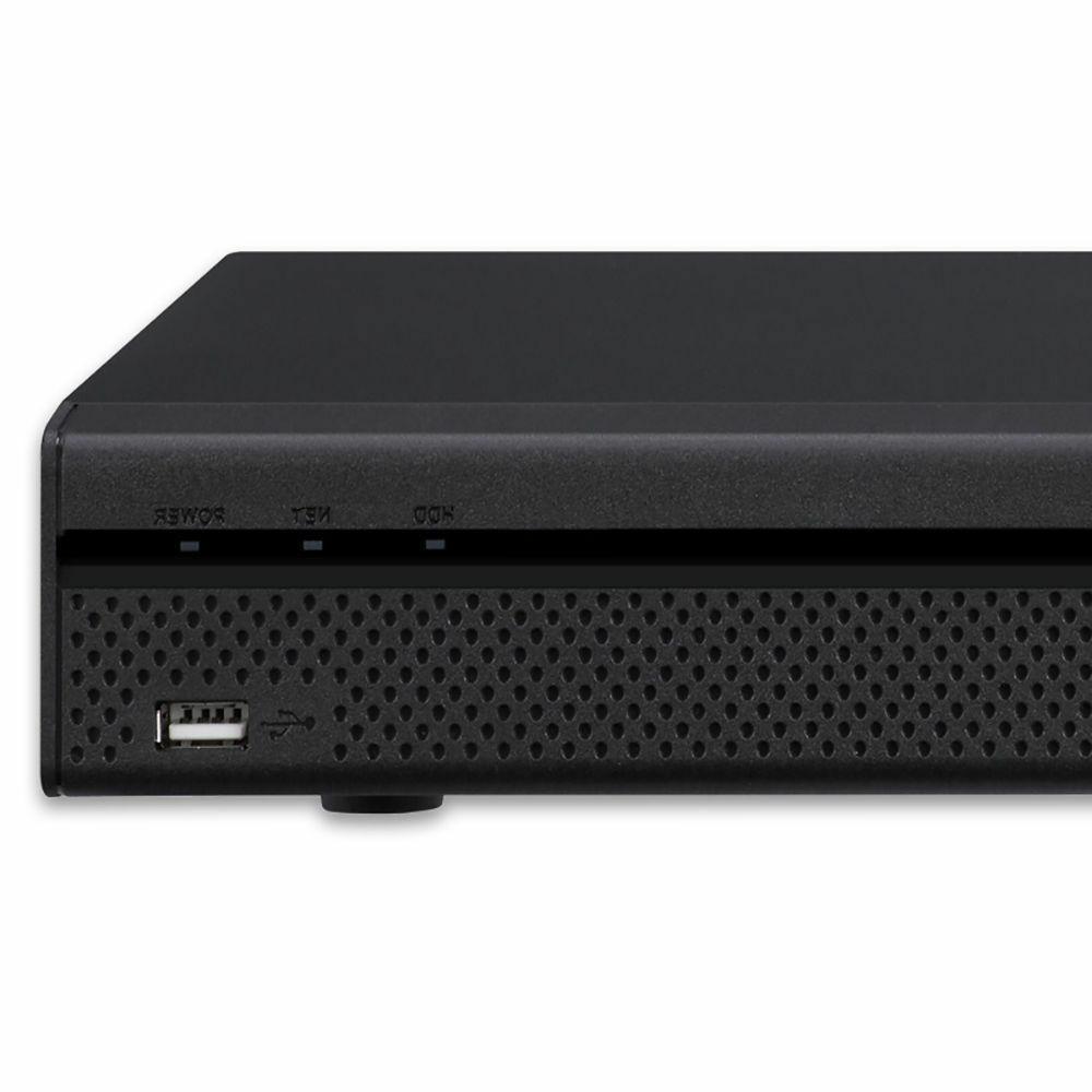 Dahua Updatable 8POE Recorder NVR2108HS-8P-S2 8 P2P 1080P