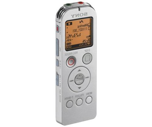 Sony ICD-UX533 Digital Voice Recorder - Silver