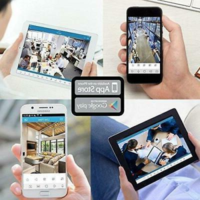 Amcrest AMDV10814 4CH Security Digital