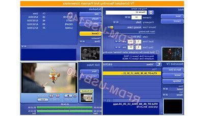 Universal Stick Recorder For CATV Media