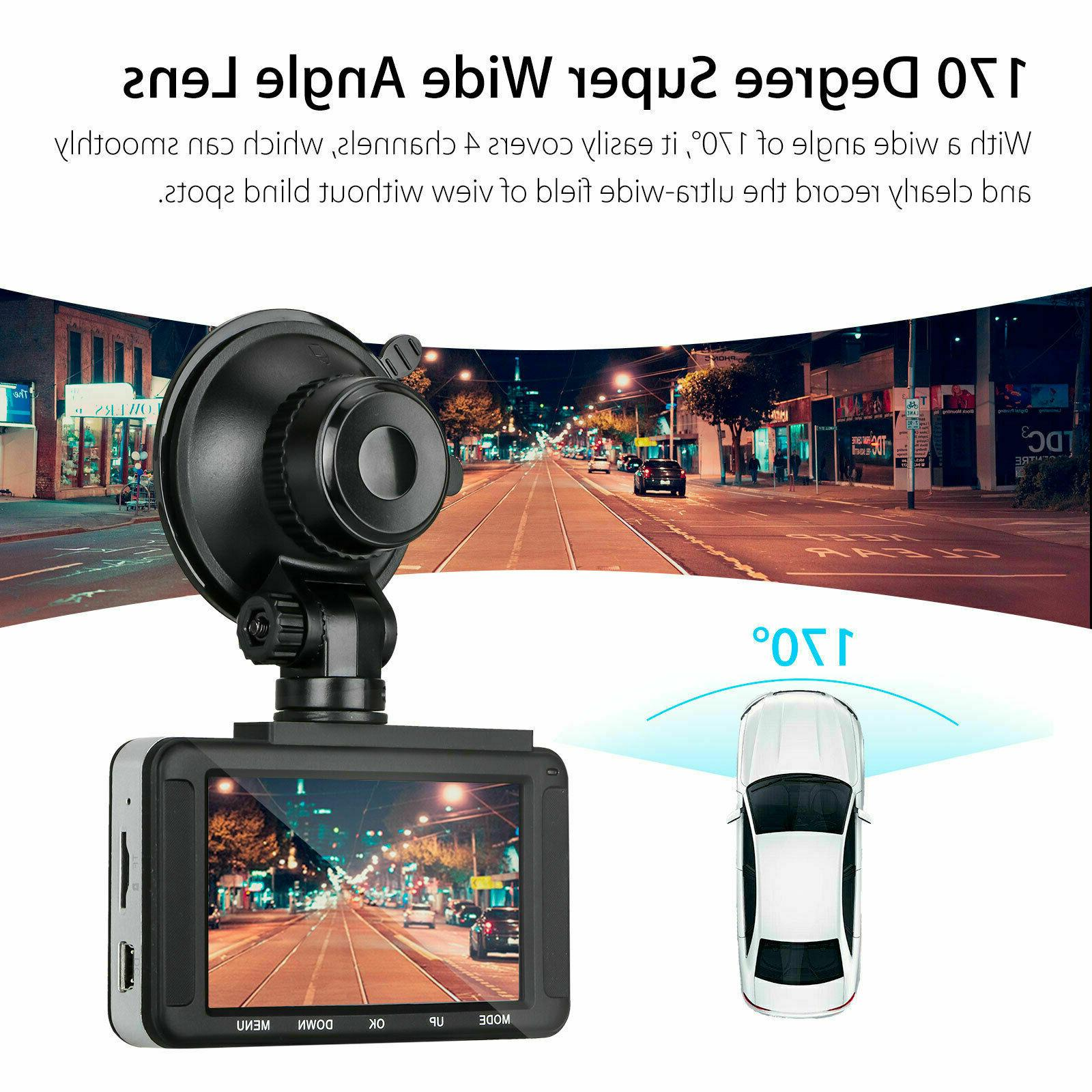 XGODY FHD Cam DVR with Video Recorder Night