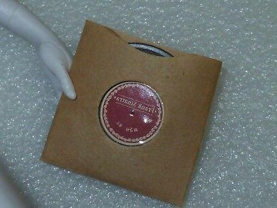 barbie sized frank sinatra record for diorama