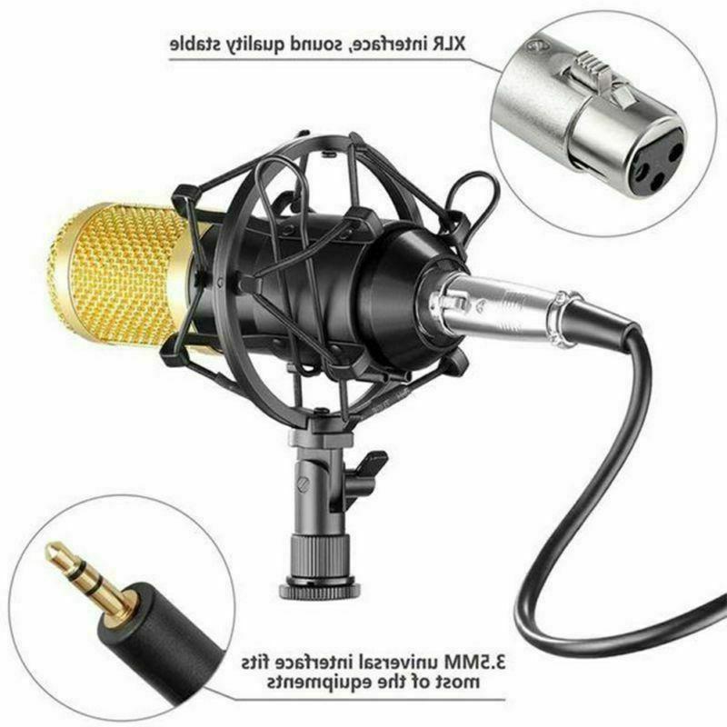 BM-800 Kit Broadcasting Studio Condenser