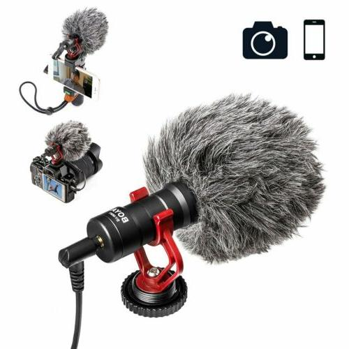 by mm1 by shotgun video compact microphone