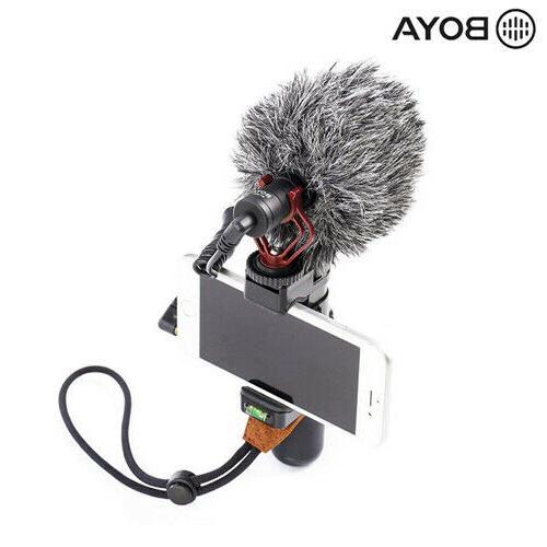 Microphone Canon Camera