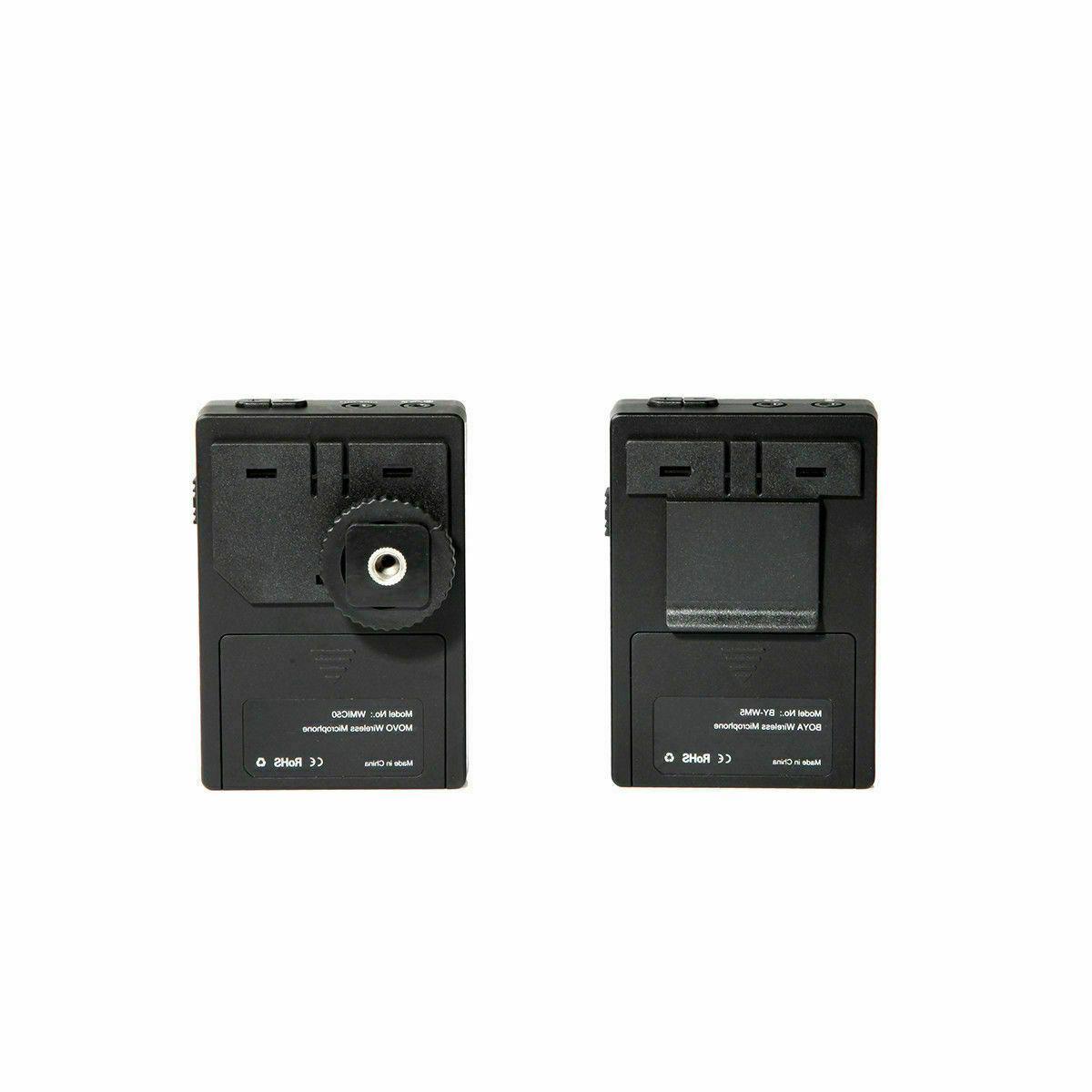 BOYA BY-WM5 Wireless System For