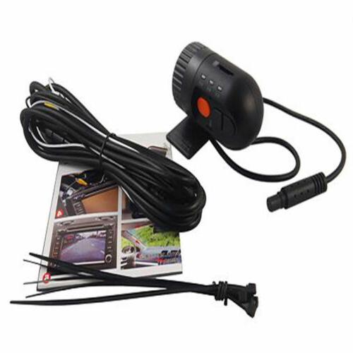 Car Video HD G-Sensor Camcorder with Microphone 12V