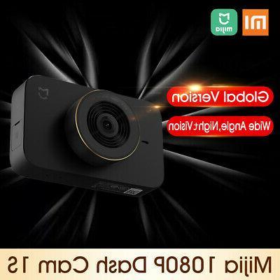 Xiaomi 1S Dash Cam 1080P Car DVR Camera Driving Recorder Noi