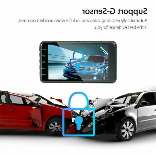 "Wide Angle 4.0""Automobile Data Driving Camera"