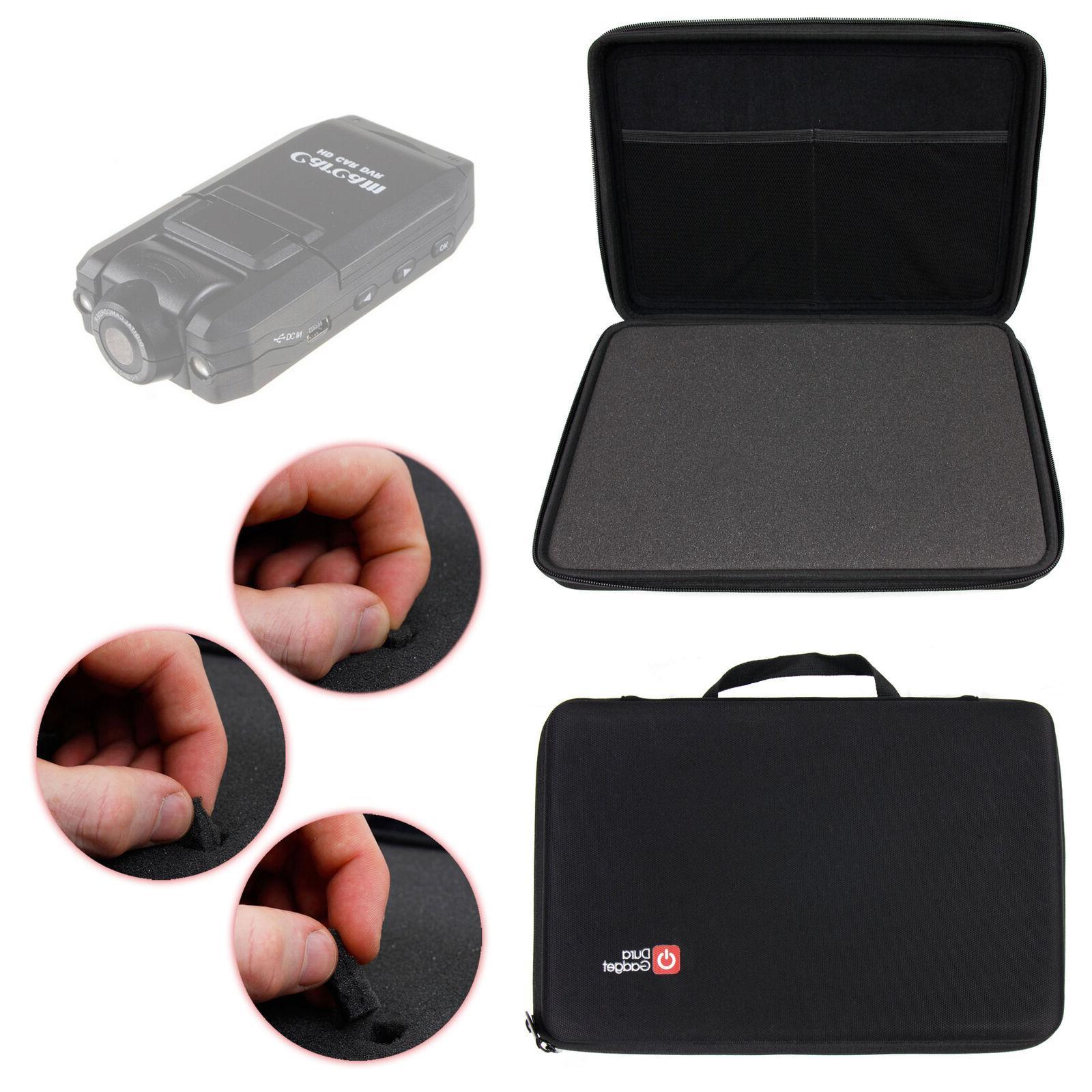 customizable carry case for carcam hd car