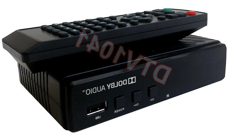 Digital ATSC TV with / US Mexico Canada