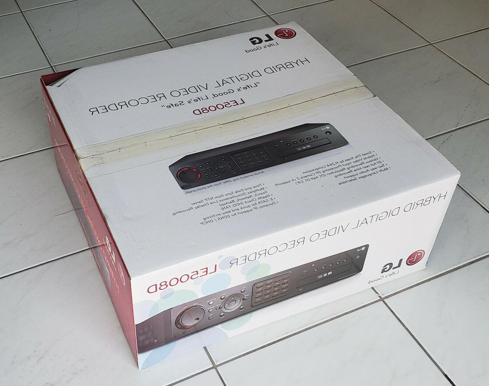 LG Digital Video Recorder DVR Security Hybrid