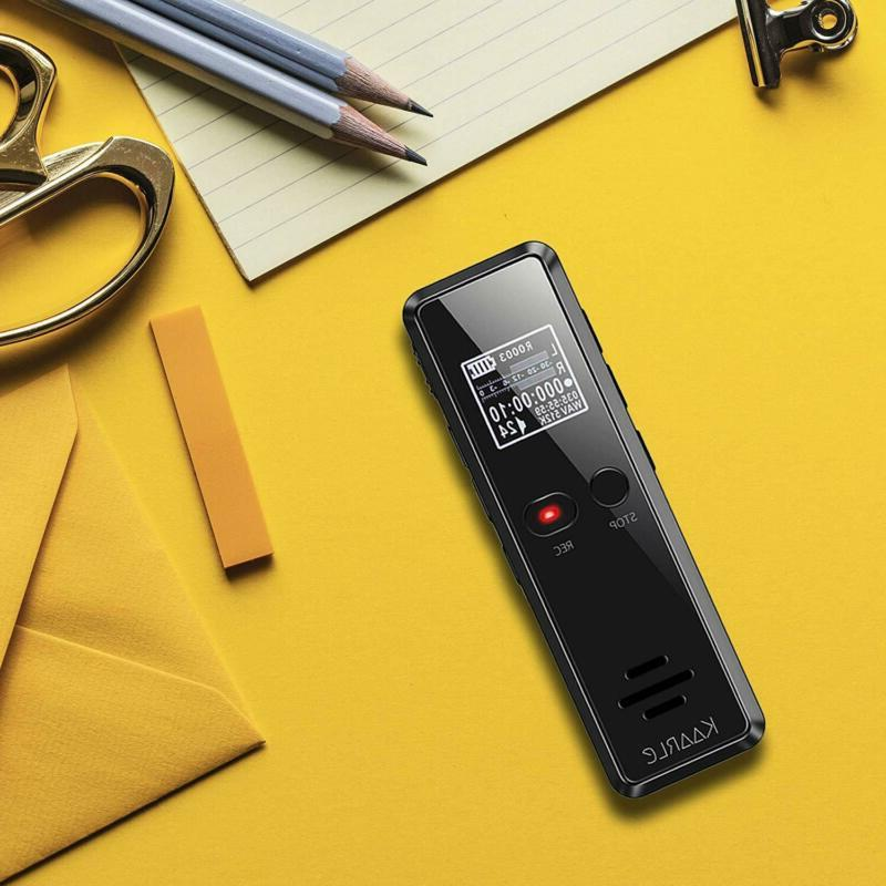 Digital Recorder Recorder with Dict