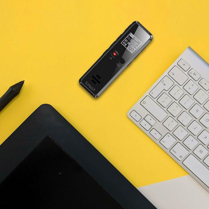 Digital Voice Activated Recorder - Mini