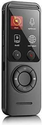 Digital Voice Recorder, BENGJIE 8GB Voice Activated Recorder
