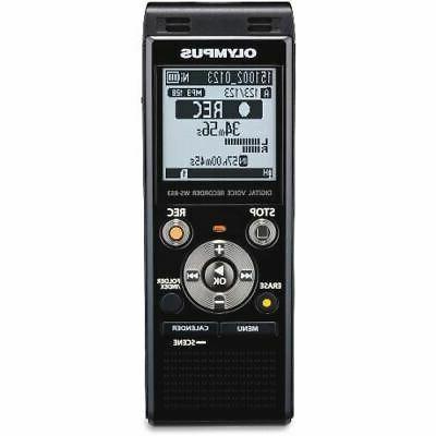 digital voice recorder ws853sd